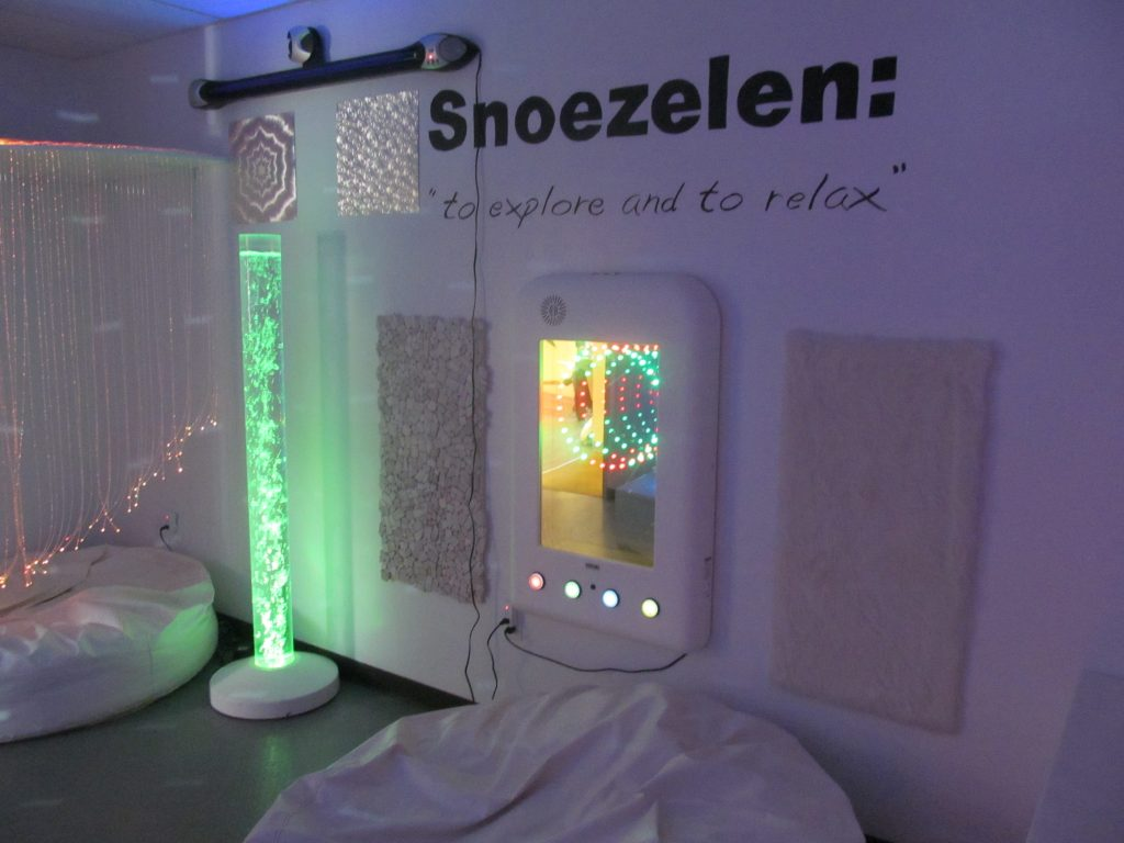 The Snoezelen Room Opportunity Networks