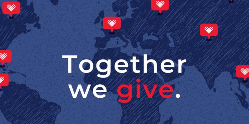Instagram - Together We Give